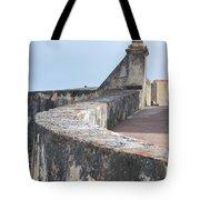 Castle Walls 2 Tote Bag