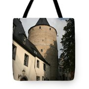 Castle Yard Tote Bag