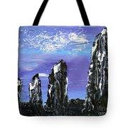 Castlenalact Standing Stones Tote Bag