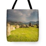 Castlerigg Circles Inner Chamber Tote Bag