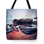 Castles In The Sand Tote Bag