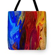 Castles Made Of Sand Tote Bag