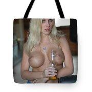 Casual Beer Tote Bag