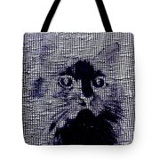 Cat 2 Tote Bag