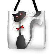 Cat 729 Tote Bag