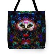 Cat Carnival Tote Bag
