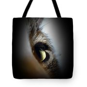 Cat Eye Tote Bag
