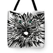 Cat Iwan Tote Bag