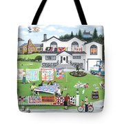 Cat Lovers Society  Tote Bag