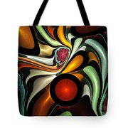 Cat On A Hot Tin Roof Tote Bag
