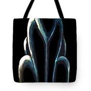 Cat On Velvet Painting Tote Bag