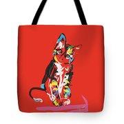 Cat Prins Tote Bag