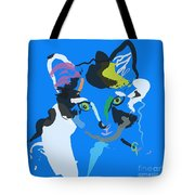 Cat Sam Tote Bag