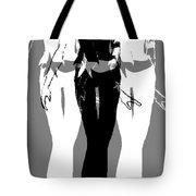Cat Walk Tote Bag