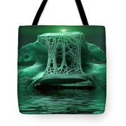 Catacombs 2 Tote Bag