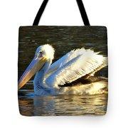 Catahoula Pelican Tote Bag