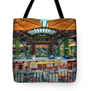 Catal Outdoor Cafe Downtown Disneyland 01 Tote Bag