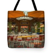 Catal Outdoor Cafe Downtown Disneyland 02 Tote Bag