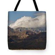Catalina Mountains Tucson Arizona Tote Bag