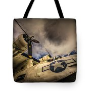 Catalina Pby-5a Miss Pick Up Low Angle Tote Bag