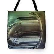 Catalina Pby-5a Miss Pick Up Nacelle Reflection Tote Bag