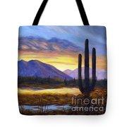 Catalina Sunrise Tote Bag