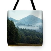 Cataloochee Valley Tote Bag