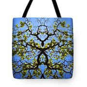 Catalpa Tree Tote Bag