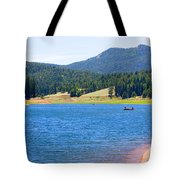 Catamount Fishermen Tote Bag