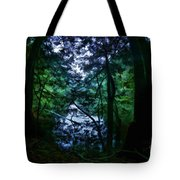 Cataracts Canyon Calm Water Tote Bag