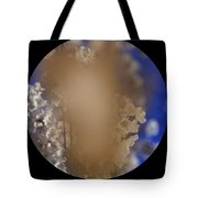 Cataracts, Patients View Tote Bag