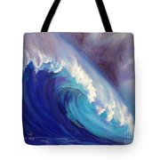 Catch Another Wave Tote Bag