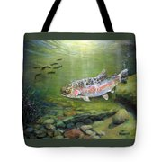 Catch It Tote Bag