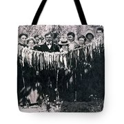 Catch Of The Day 1901 Tote Bag