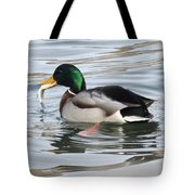 Catch Of The Day Tote Bag