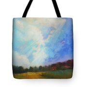 Catch The Light Tote Bag