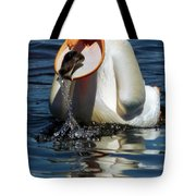 Catching A Rainbow Tote Bag by Kathleen Bishop