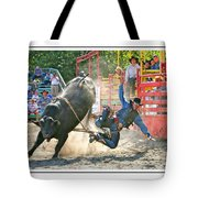 Catching Spur Tote Bag