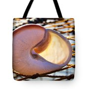 Catching The Morning Light Tote Bag