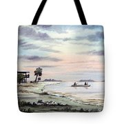 Catching The Sunrise - Hagens Cove Tote Bag