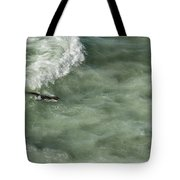 Catching The Wave Tote Bag