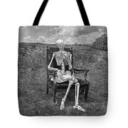 Catching Up On Human Anatomy And Physiology II Tote Bag