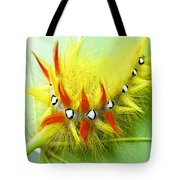 Caterpillar 2 Tote Bag