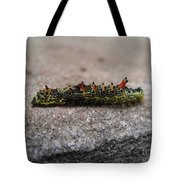 Caterpillar Tote Bag
