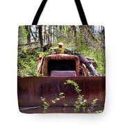 Caterpillar Rough Tote Bag