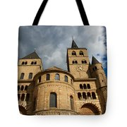 Cathedral And Church Of Our Lady  Tote Bag