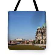 Cathedral And Humboldt Box Tote Bag