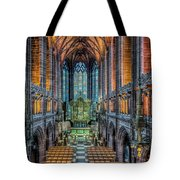 Cathedral Chapel Tote Bag