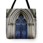 Cathedral Church Of St James 1105 Tote Bag