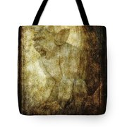 Cathedral Gargoyle Tote Bag